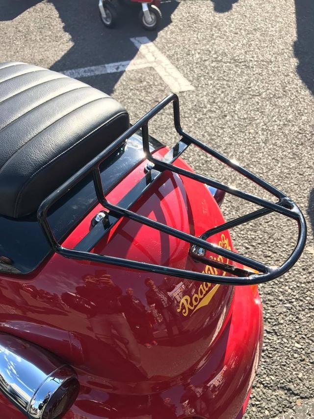 画像: custom rear carrier