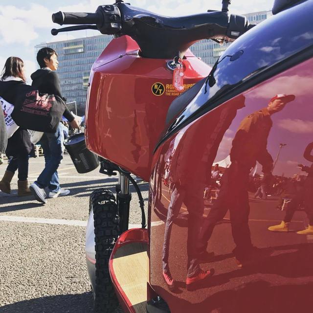 """画像3: Japan Custom :  """"Road Tripper"""" based on  3 wheel technology"""