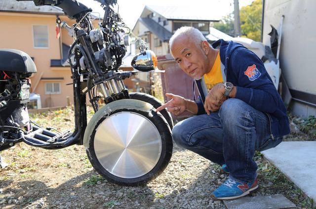 画像: Mr. GAO Nishikawa (Click image to jump to the original source.) orm-web.net