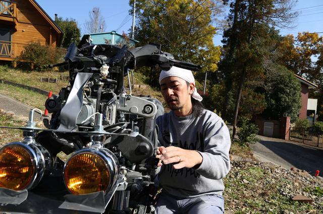 画像: Mr. Kawaguchi (Click image to jump to the original source.) orm-web.net