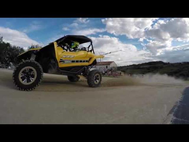 画像: Yamaha YXZ1000R and Valentino Rossi www.youtube.com