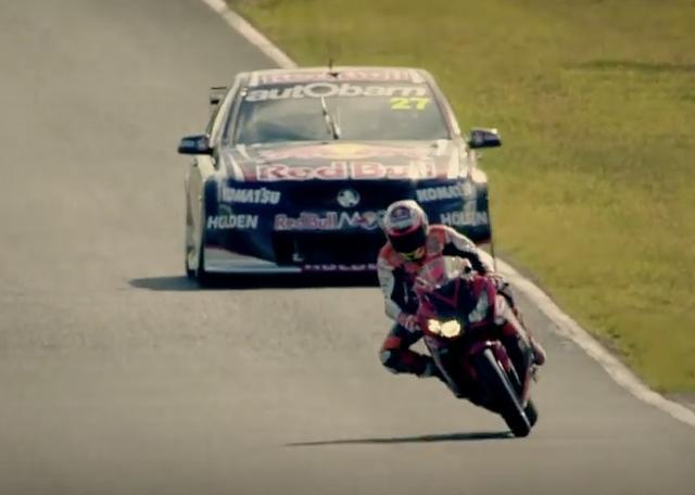 画像3: 【動画】異種レースバトルでは、どのスーパーマシンが速い?