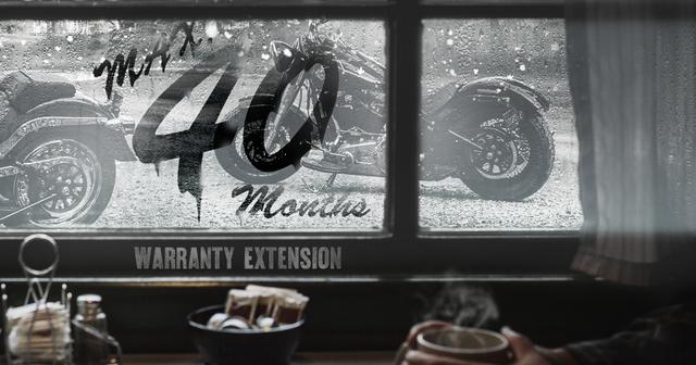 画像: WARRANTY EXTENSION | Harley-Davidson Japan