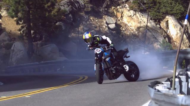 画像: The Raw Sounds of Street Riding w/ Aaron Colton at Donner Pass   Sound of Sport youtu.be