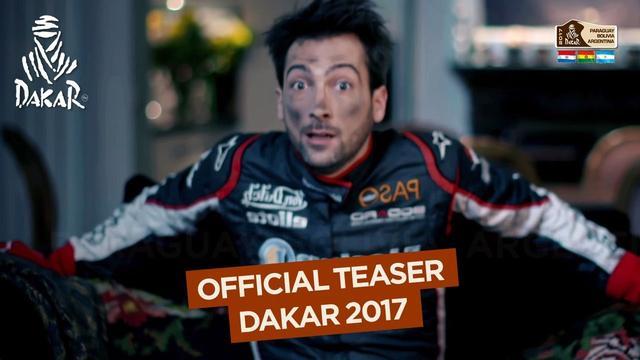 画像: Official Teaser - Dakar 2017 youtu.be