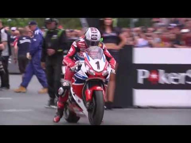 画像: Isle of Man TT - FEEL THE NOISE! youtu.be