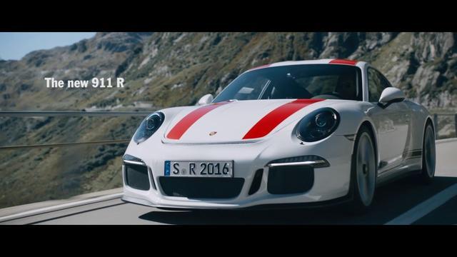 画像: Porsche. 2016 Year in Review. www.youtube.com
