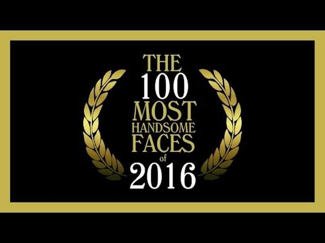 画像: The 100 Most Handsome Faces of 2016 youtu.be