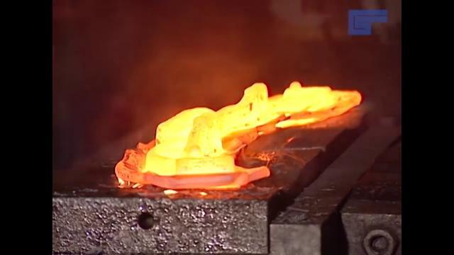 画像: A HOT STAMPING OF METAL PERTS FOR MECHANICAL ENGINEERING youtu.be