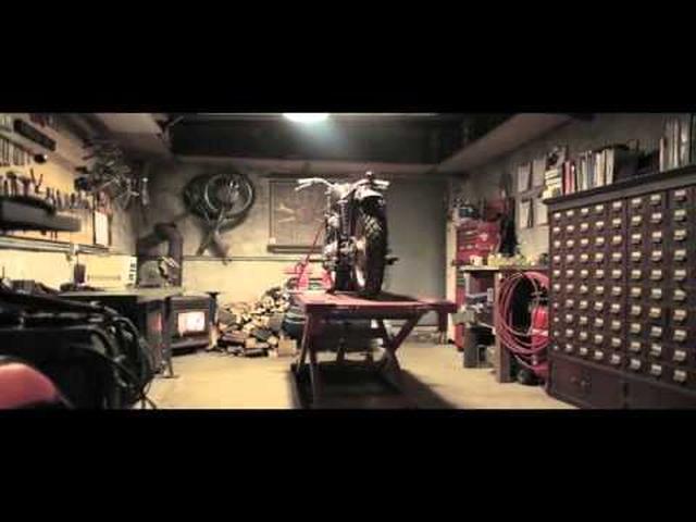 画像: VINTAGE MOTORCYCLE REBUILT youtu.be
