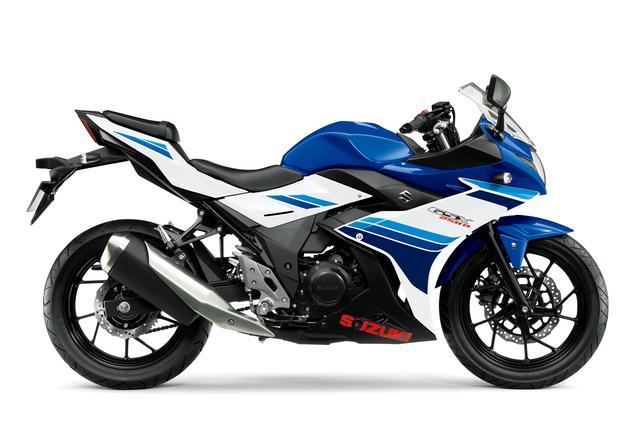 画像1: 【速報】GSX250Rの価格や発売日が正式決定! 国内販売のカラーは3色をラインアップです!