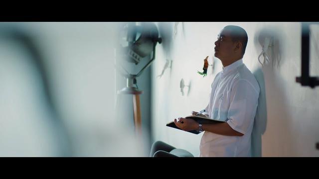画像: The new Panamera - Stories about Courage: André Chiang www.youtube.com