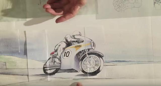 画像8: HONDA 60年の技術と製品の発展を、味わい豊かな動画で再現!