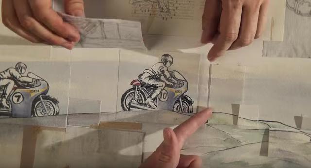 画像6: HONDA 60年の技術と製品の発展を、味わい豊かな動画で再現!