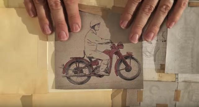 画像5: HONDA 60年の技術と製品の発展を、味わい豊かな動画で再現!