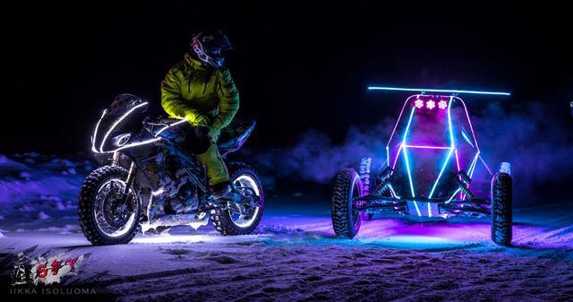 画像: LED LIGHT RACE youtu.be