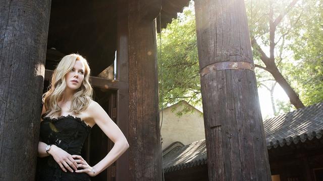 画像: OMEGA and Nicole Kidman in Beijing www.youtube.com