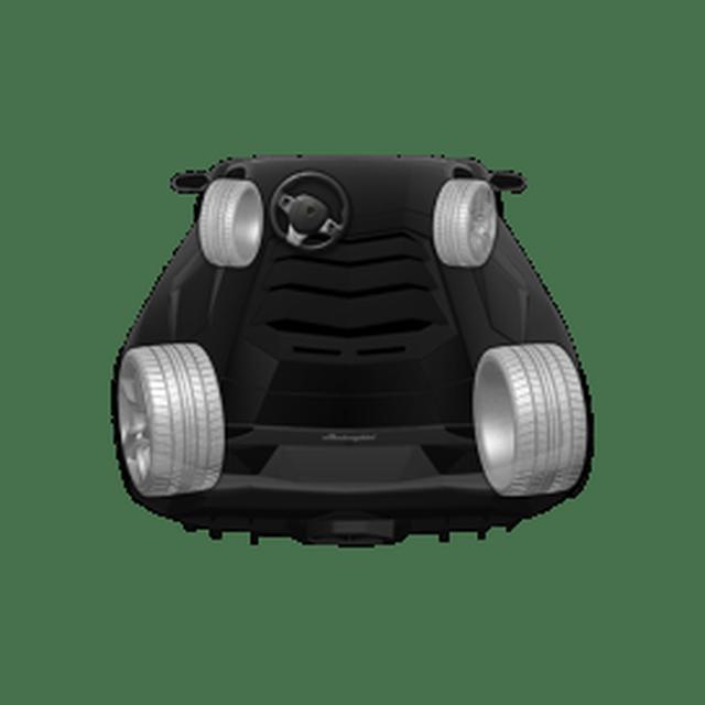 画像: 【4 ホイールステアリング】この業界では初めて、 Aventador S Coupé にはステアリングのアクティブシステム (Lamborghini Dynamic Steering、ランボルギーニ・ダイナミック・ステアリング) とリアステアリングのアクティブシステム (Lamborghini Rear-wheel Steering、ランボルギーニ・リアホイール・ステアリング) を組み合わせ、最高レベルのダイナミックなパフォーマンスを実現しています。 www.lamborghini.com