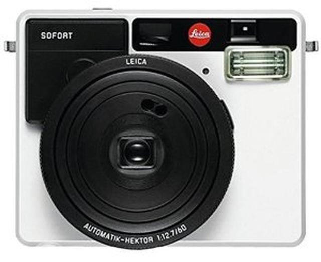画像4: ライカゾフォートは、今までのインスタントカメラには無かったライカならではのスタイリッシュなデザインとモダンなカラーバリエーション、および、さまざまな撮影モードでインスタント写真の世界を広げました。 www.amazon.co.jp