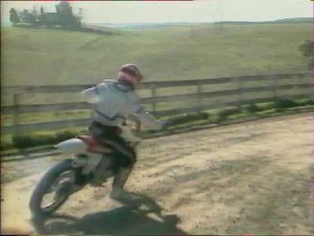 画像: Kenny Roberts motocross 1990. youtu.be
