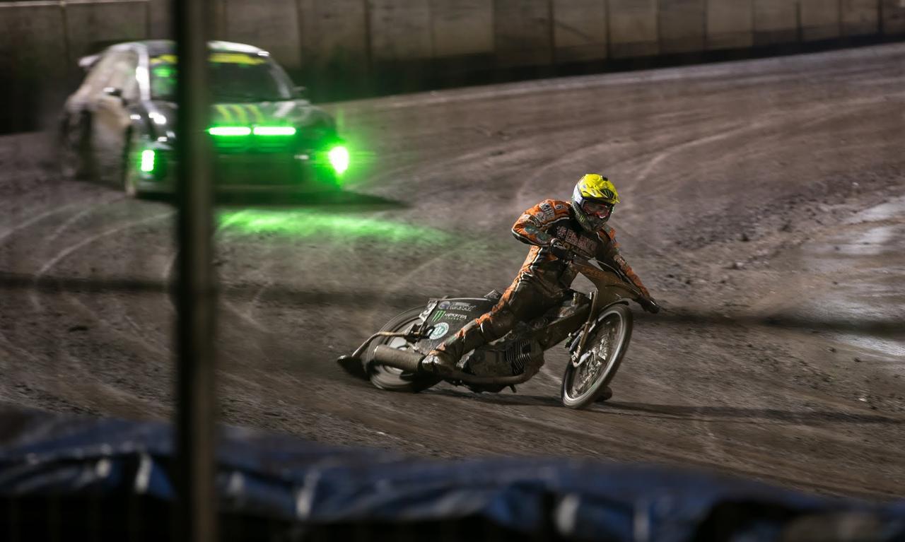 画像: Speedway meets RX - Woffinden and Doran youtu.be