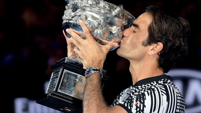 画像: Congratulations Roger Federer, on making history again www.youtube.com
