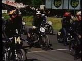 画像: 1967 Vintage MotorCycle Race at Oulton Park Filmed by David Roscoe. youtu.be