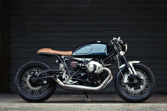 画像: BMW R nineT Custom Cafe Racer by Cluch Motorcycles www.youtube.com