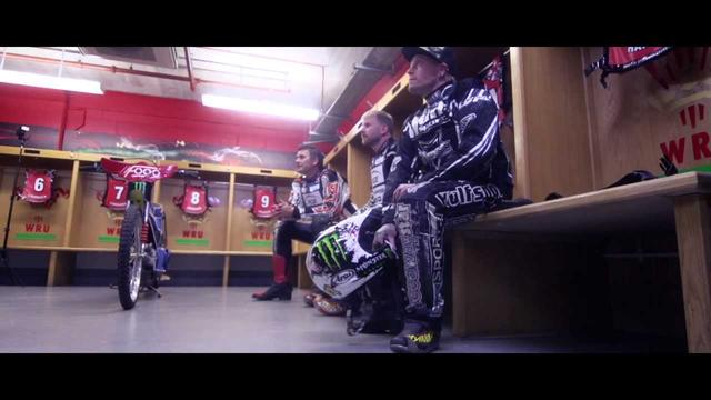画像: Keith Flint takes on Speedway youtu.be