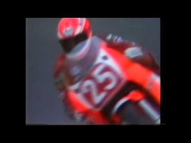 画像: SBK Sugo 1988 Race 2 youtu.be