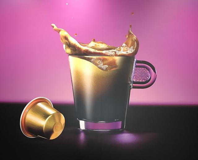 """画像2: 忙しい毎朝を過ごす働く男性に! 濃厚な余韻かつフルーティな酸味を感じられる新感覚 """"ヴィンテージコーヒー""""がネスプレッソから数量限定で本日(2017年3月1日)より日本上陸!"""