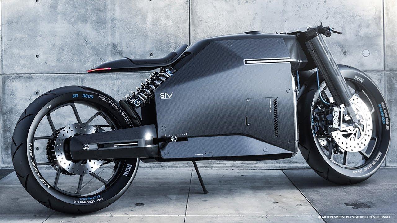 画像: The Motorbike From Great Japan Concept www.youtube.com