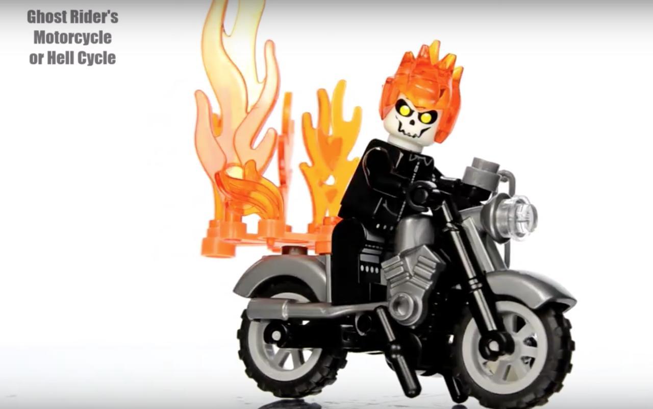 画像3: 【動画】おもちゃ屋さんのショーケースに入ってたら確実にマジマジ見ちゃう!2大アメコミのDCコミックスとマーベル・コミックキャラクターたちのモーターバイクコレクションが可愛いすぎる♥︎
