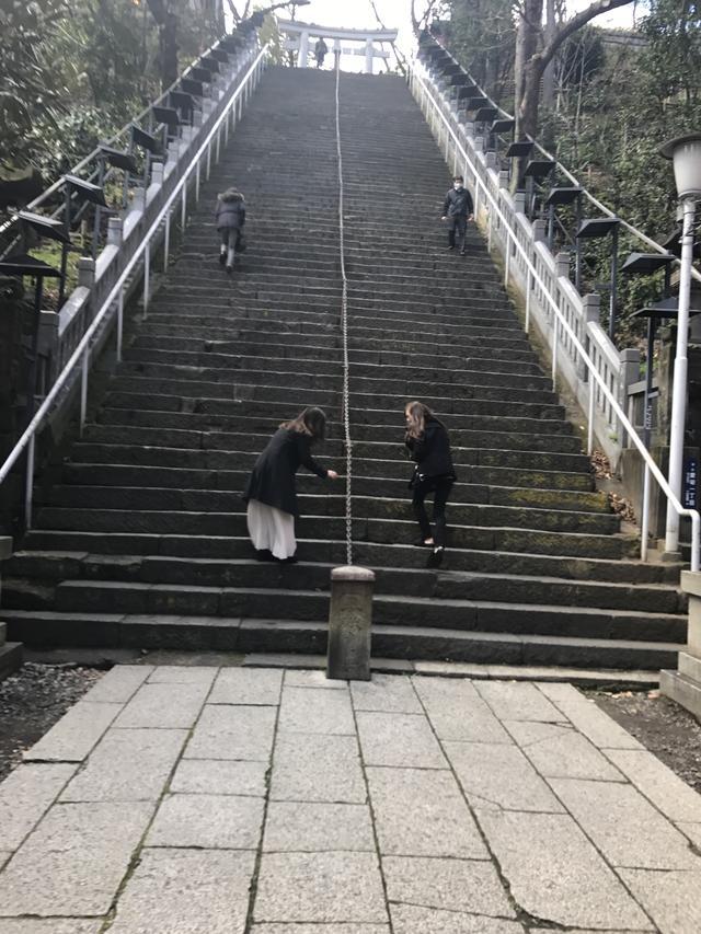 """画像16: 【ロレンス女子部 男坂頂点への道!】ロレンス2周年を記念して、愛宕神社""""出世の階段""""を一気駆け上がりチャレンジ!!"""