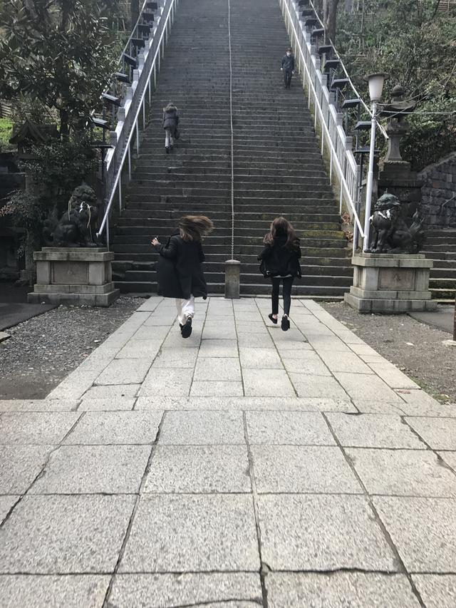 """画像11: 【ロレンス女子部 男坂頂点への道!】ロレンス2周年を記念して、愛宕神社""""出世の階段""""を一気駆け上がりチャレンジ!!"""