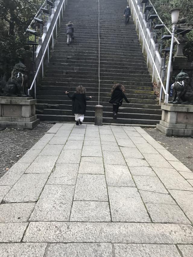 """画像14: 【ロレンス女子部 男坂頂点への道!】ロレンス2周年を記念して、愛宕神社""""出世の階段""""を一気駆け上がりチャレンジ!!"""