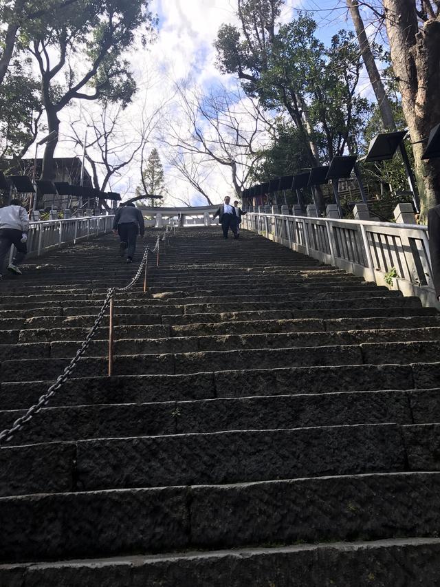 画像: 階段長っ!!!!!!!