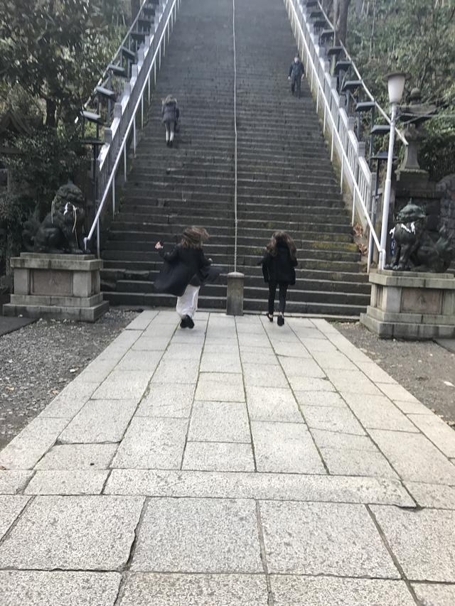 """画像13: 【ロレンス女子部 男坂頂点への道!】ロレンス2周年を記念して、愛宕神社""""出世の階段""""を一気駆け上がりチャレンジ!!"""