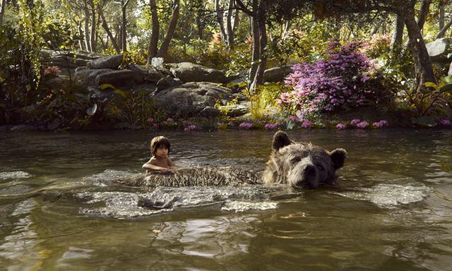 画像: バルー ジャングルを追われたモーグリと出会い、強い絆を結ぶ陽気なクマ。規則に縛られずに自らのルールで生きる、根っからの自由精神の持ち主。 www.disney.co.jp