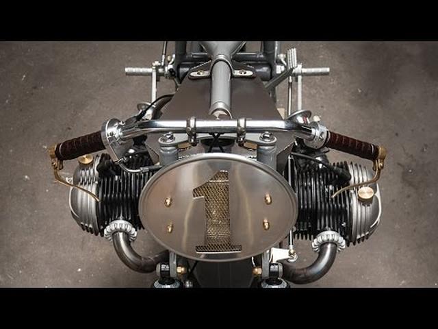 画像: Custom 1955 BMW Sprint Racer by St Brooklyn Motorcycles www.youtube.com