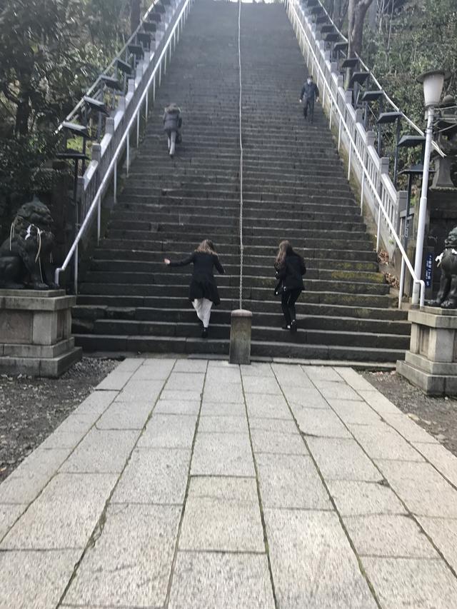 """画像15: 【ロレンス女子部 男坂頂点への道!】ロレンス2周年を記念して、愛宕神社""""出世の階段""""を一気駆け上がりチャレンジ!!"""