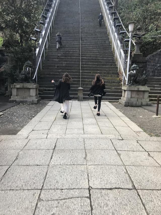 """画像12: 【ロレンス女子部 男坂頂点への道!】ロレンス2周年を記念して、愛宕神社""""出世の階段""""を一気駆け上がりチャレンジ!!"""