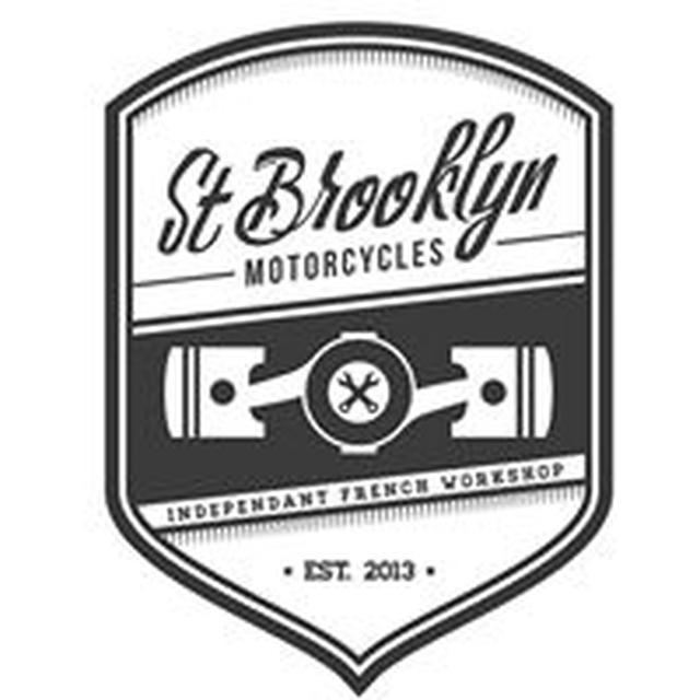 画像: St-Brooklyn Motorcycles