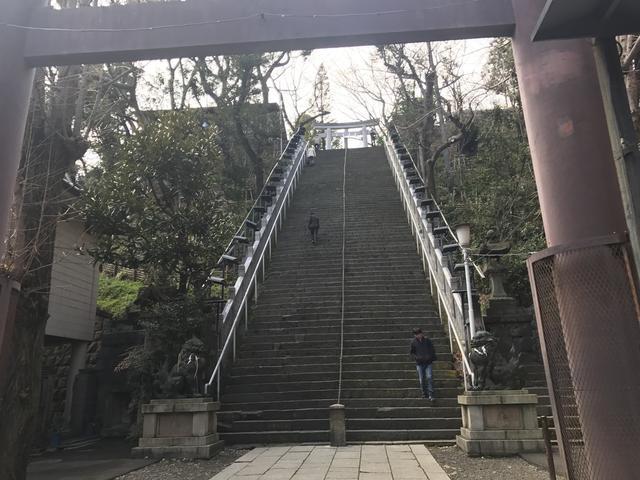 画像: 出世階段どーーーんっ!!