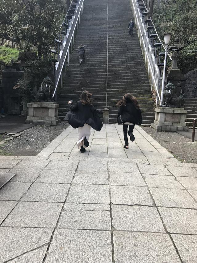 """画像9: 【ロレンス女子部 男坂頂点への道!】ロレンス2周年を記念して、愛宕神社""""出世の階段""""を一気駆け上がりチャレンジ!!"""