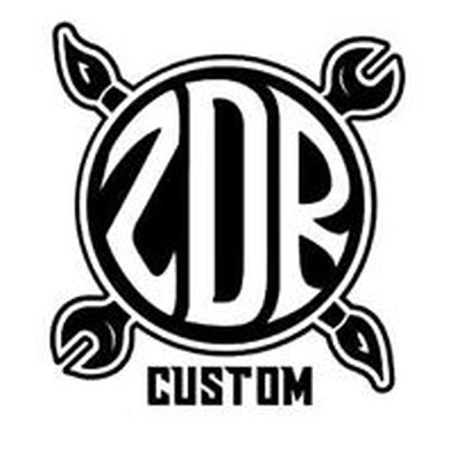 画像: ZDR Custom Moto