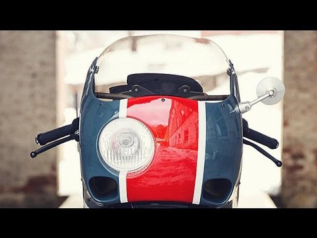 画像: Custom MV Agusta F3 Racer by Walt Siegl Motorcycles www.youtube.com