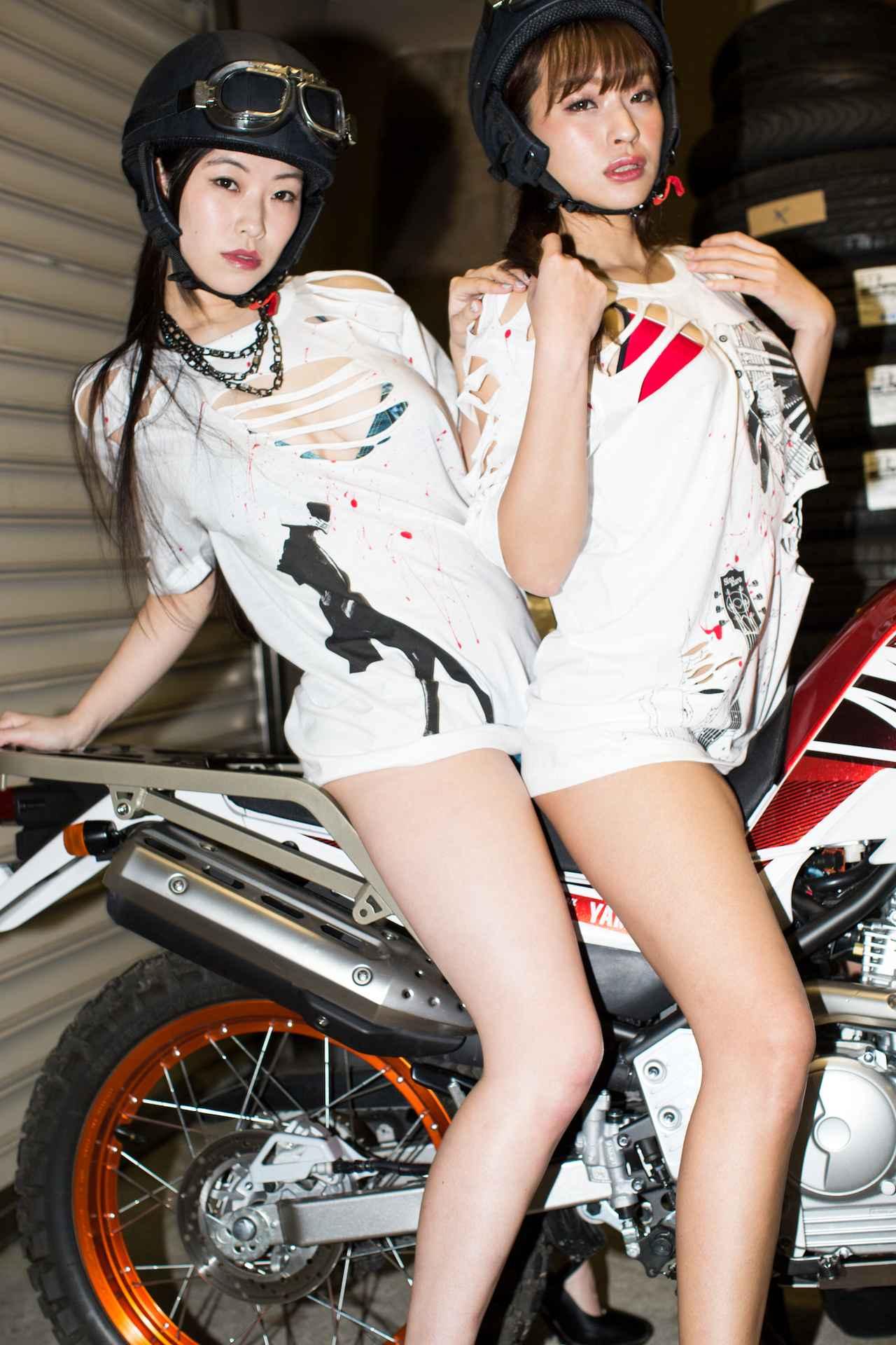 画像: 【今年もやります!】東京モーターサイクルショーにヘルメット女子がやってくる。 - LAWRENCE - Motorcycle x Cars + α = Your Life.
