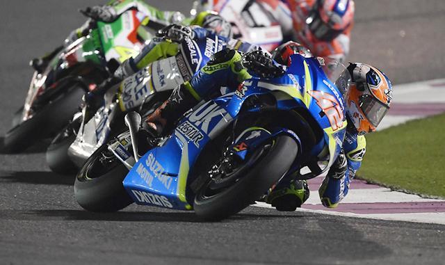 画像: 【MotoGP 第1戦 カタールGP 決勝】リンスがMotoGPデビューレースで9位フィニッシュ。イアンノーネは転倒リタイヤ。