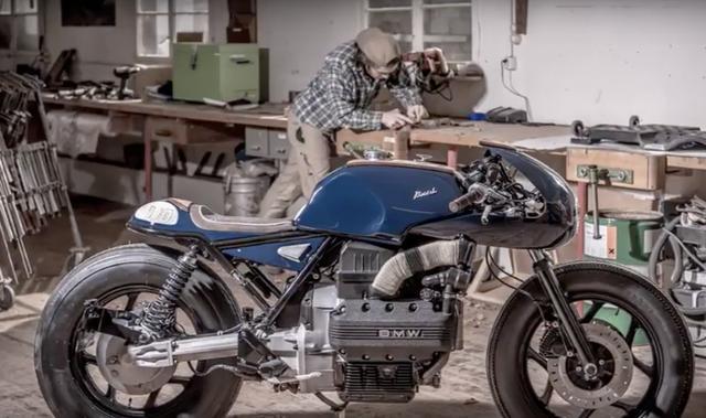 画像2: スイスのカスタムビルダー VTR Customs - LAWRENCE - Motorcycle x Cars + α = Your Life.